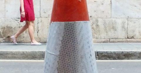 The Cone Man