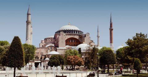 Hagia Sophia, Holy Grand Mosque