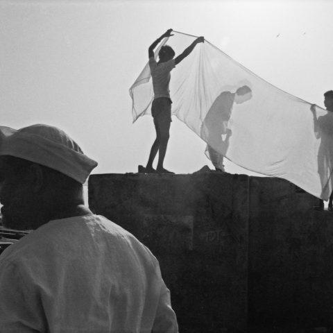 A Gandhian in Varanasi