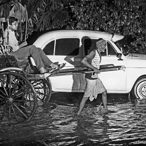 Rickshawpuller- Raghupati