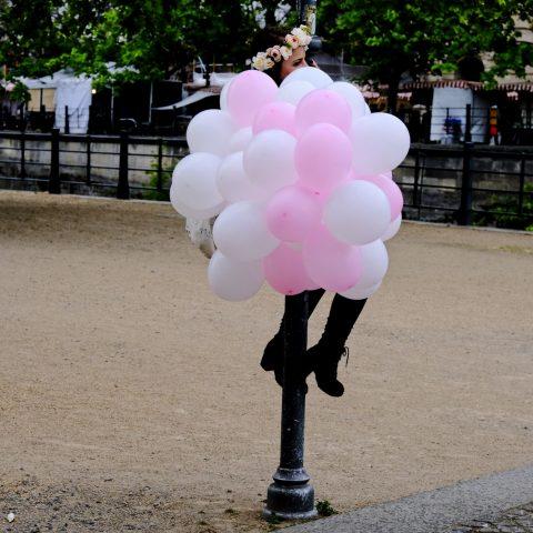 Lady Balloons